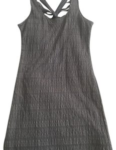 Free People short dress Grey on Tradesy