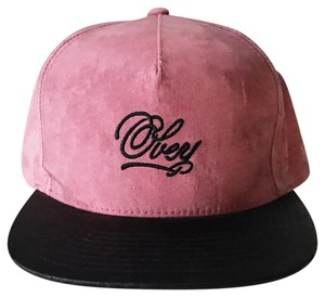 OBEY Obey Weathered Burgundy Hat