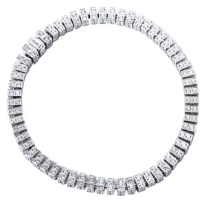 Piaget Piaget 18K White Gold Diamonds Bracelet E36566