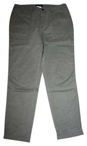 J.Crew Khaki/Chino Pants Fatigue Green
