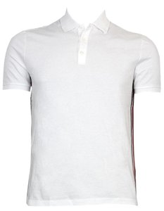 Gucci Men's Golf T Shirt White