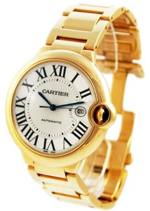 Cartier Cartier Ballon Bleu 41mm Watch 18k Yellow Gold Unisex Watch