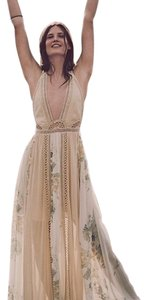 Neutral combo Maxi Dress by Free People