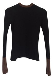 Shin Choi Merino Wool Cable Knitted Sweater