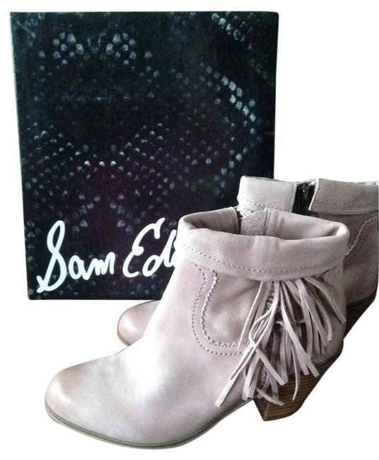 Item - Taupe Rose Louie Boots/Booties Size US 8.5 Regular (M, B)