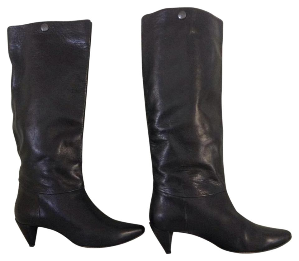 f12bf36295bb Black Boots Booties. COSTUME NATIONAL