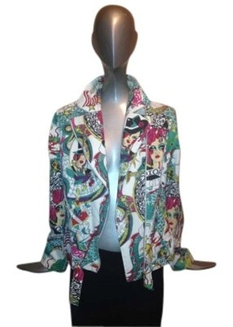 Preload https://item4.tradesy.com/images/dior-multi-colored-john-galliano-faces-motorcycle-jacket-size-8-m-158973-0-0.jpg?width=400&height=650