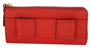 Kate Spade Kate Spade New York Nisha Alice Court Wallet Empire Red