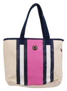 Tommy Hilfiger Canvas Tote in Multi