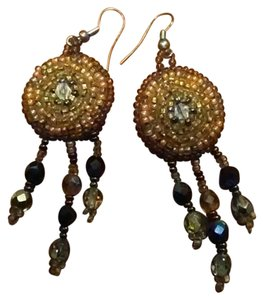 Other Beaded Dangling Earrings
