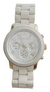 Michael Kors Michael Kors MK5145 Runway White Watch