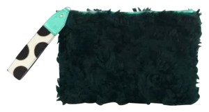 House of Holland Wristlet in Green