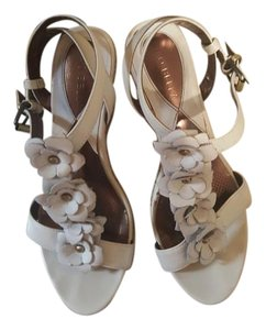 Ciao Bella White Sandals