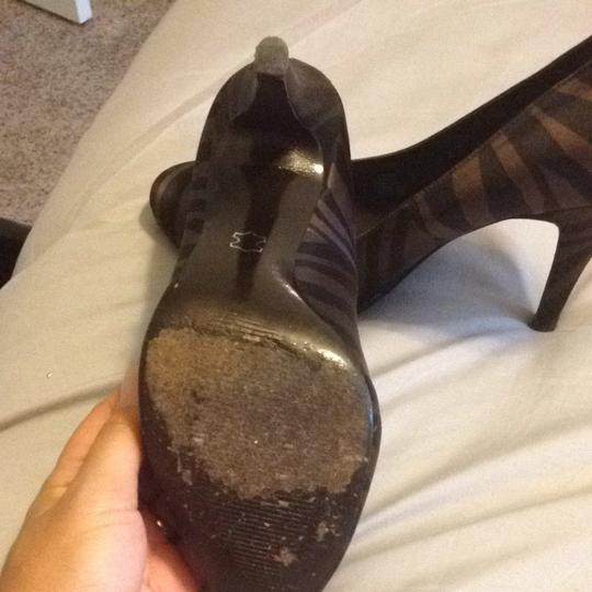 Jessica Simpson Black And Brown Formal