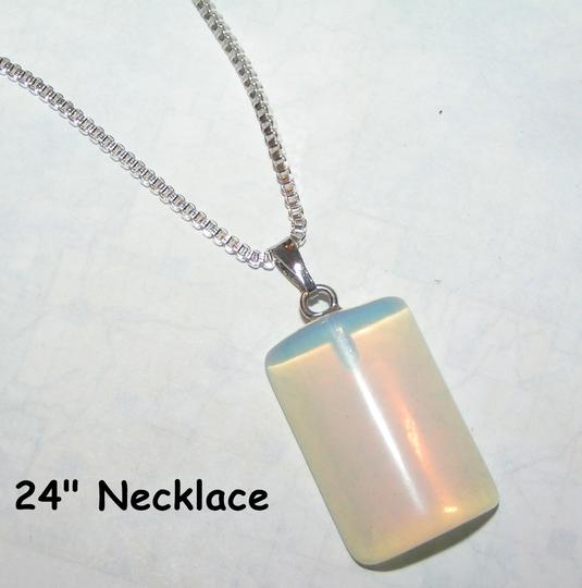 Bogo Free Opalite Necklace Free Shipping