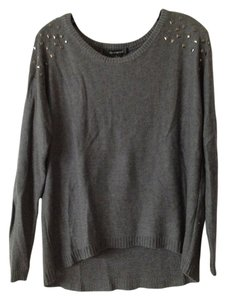 89th & Madison Studded Hi Lo Sweater