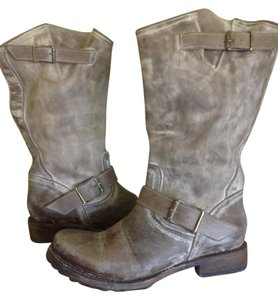 FreeBird By Steven Prince Stone Distressed Boots
