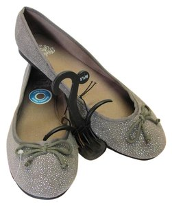 Faded Glory New Size 8.50 W Gray, Flats