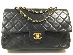 Chanel Quilted Classic Shoulder Bag