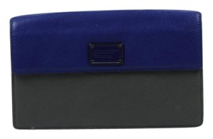 Marc by Marc Jacobs Multi Blue Blue/Gray Clutch