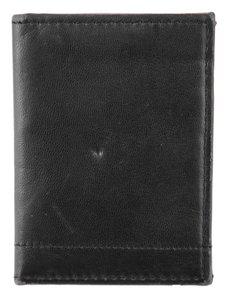 Tumi Tumi Black Card Holder Wallet
