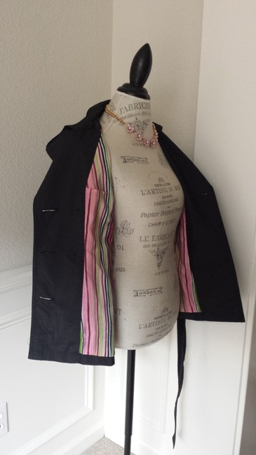 Style & Co Trench Coat