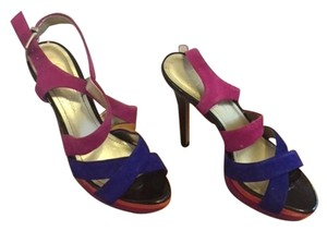 Jessica Simpson Multi-colored Pumps