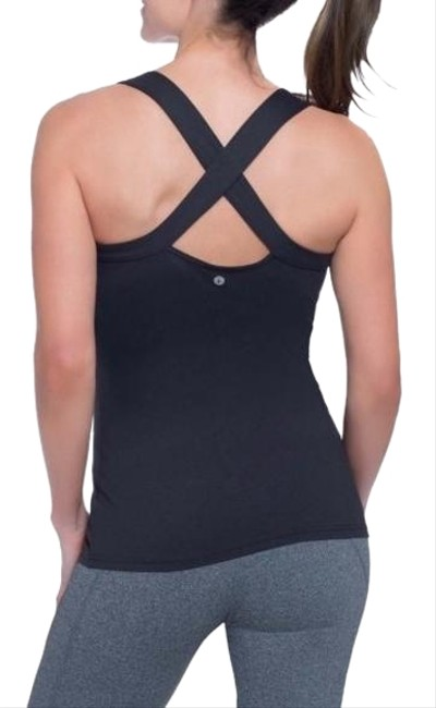 Other Yoga Gym Exercise Top Black