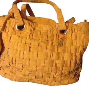 Big Buddha Tote in Yellow