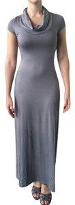 Gray Maxi Dress by Soprano