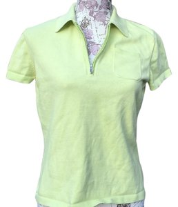 Talbots T Shirt Light green