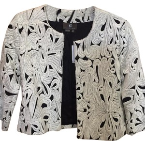Sachin + Babi Black and white Blazer