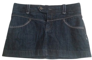 Express Mini Skirt denim