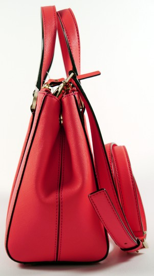 Kate Spade Purse Loden Tote Satchel in Strawberry