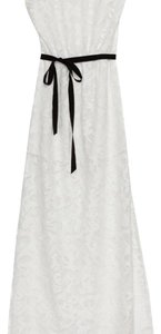 White Maxi Dress by Miguelina Lace Maxi Romantic Wedding