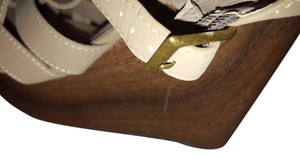 Charlotte Russe Nude Wedges