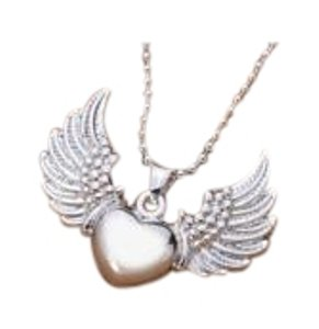 Other Wings Heart Pendant 925 Sterling Silver