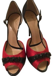 Giuseppe Zanotti Red & Black Formal