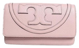 Tory Burch All T Small Leather Cross Body Bag