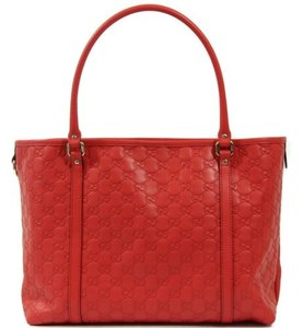 Gucci 265695 Gg Leather Handbag Shoulder Bag