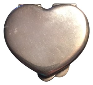 Tiffany & Co. Vintage Tiffany Heart Pill Box