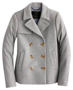 J.Crew Wool Btrand New Pea Coat