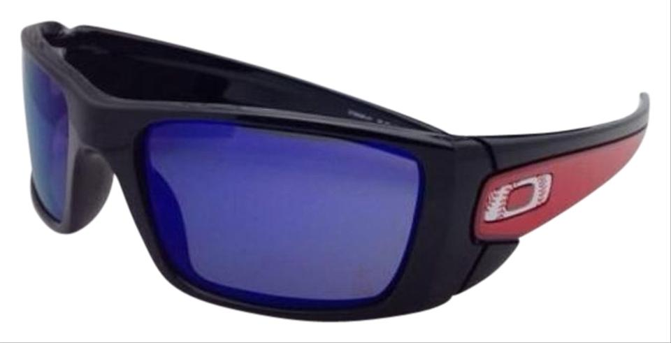 Oakley Sunglasses Baseball Red