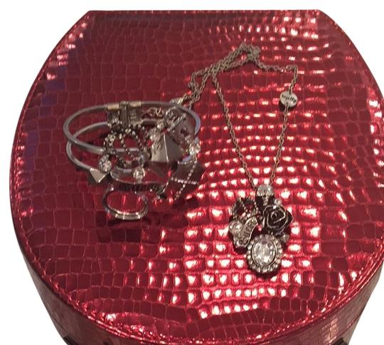 Guess Guess Bracelet And Necklace