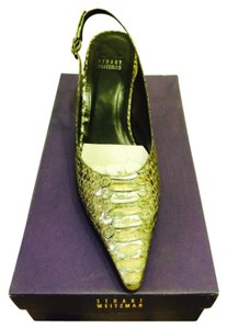 Stuart Weitzman Genuine Python Formal