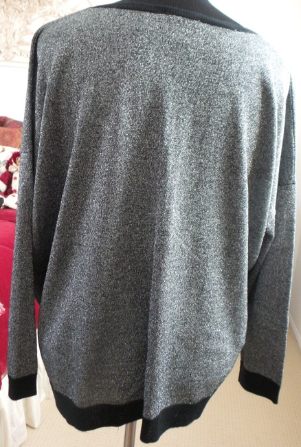 Joan Vass Shimmery Sweater