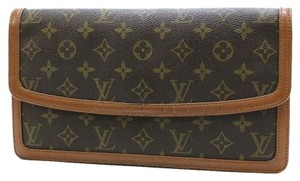 Louis Vuitton Dame Envelope Evening 1009194588 Monogram Clutch