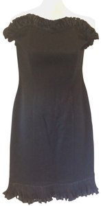 Adrienne Vittadini 100% Wool Vintage Timeless Dress