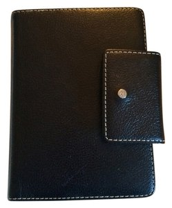 Kate Spade Kate Spade Black Leather Day Planner