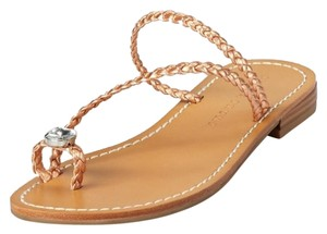 Ivanka Trump Diamond Spring Tan Flats